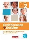 Erzieherinnen + Erzieher. Band 2 - Professionelles Handeln im sozialpädagogischen Berufsfeld