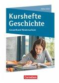 Kurshefte Geschichte. Abitur Niedersachsen 2022 - Kompendium - Schülerbuch