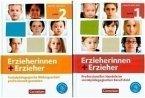 Erzieherinnen + Erzieher. Zu allen Bänden - Fachbücher 451907-7 und 451909-1 im Paket