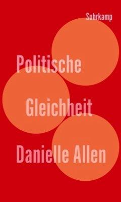 Politische Gleichheit - Allen, Danielle