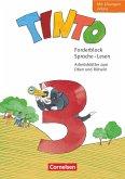 Tinto Sprachlesebuch 3. Schuljahr - Forderblock Sprache und Lesen