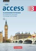 English G Access - G9 - Band 3: 7. Schuljahr - Klassenarbeitstrainer mit Audios und Lösungen online