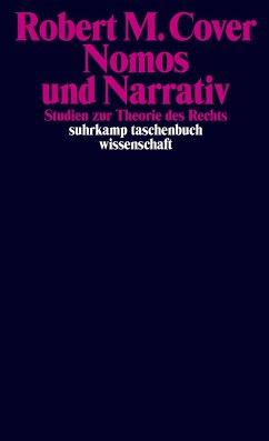 Nomos und Narrativ - Cover, Robert M.