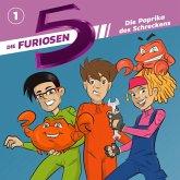 01: Die Paprika des Schreckens (MP3-Download)