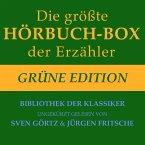 Die größte Hörbuch-Box der Erzähler: Grüne Edition (MP3-Download)