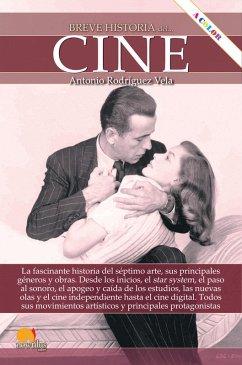 Breve historia del cine (eBook, ePUB) - Rodríguez Vela, Antonio