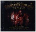 Der Vampir von Lymington / Sherlock Holmes Chronicles Bd.72 (1 Audio-CD)