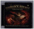 Der Daumen des Ingenieurs / Sherlock Holmes Chronicles Bd.76 (1 Audio-CD)