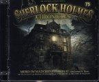Ein fast perfekter Mord / Sherlock Holmes Chronicles Bd.75 (1 Audio-CD)