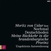 Nochmal Deutschboden, 1 MP3-CD