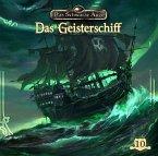 Das schwarze Auge - Das Geisterschiff, 1 Audio-CD