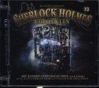 Die Kombninationsmaschine / Sherlock Holmes Chronicles Bd.73 (1 Audio-CD)