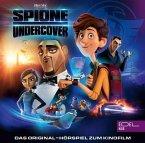 Spione Undercover - Das Original-Hörspiel zum Kinofilm, 1 Audio-CD