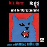 Andreas Fröhlich liest: Die drei Fragezeichen und der Karpatenhund