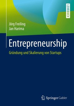 Entrepreneurship (eBook, PDF) - Freiling, Jörg; Harima, Jan