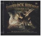 Sherlock Holmes Chronicles - Die Spur der Falken, 1 Audio-CD