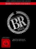 Battle Royale 1+2-4-Disc Movie Edition im Mediabook Mediabook