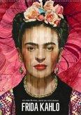 Frida Kahlo - Ich male Blumen, damit sie nicht sterben (Wandkalender 2020 DIN A2 hoch)