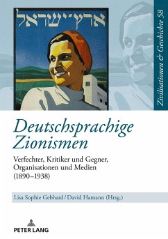 Deutschsprachige Zionismen