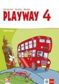 Playway 4. Ab Klasse 3. Pupil's Book Klasse 4