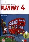 Playway 4. Ab Klasse 3. Activity Book Klasse 4