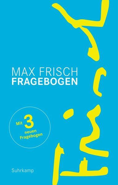 Fragebogen (eBook, ePUB)