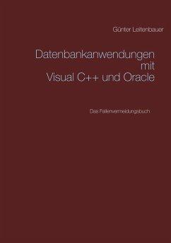 Datenbankanwendungen mit VC++ und Oracle (eBook, ePUB)