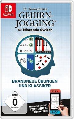 Nintendo Switch Dr. Kawashimas Gehirn-Jogging