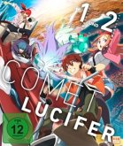 Comet Lucifer - Complete Edition: Episode 01-12 BLU-RAY Box