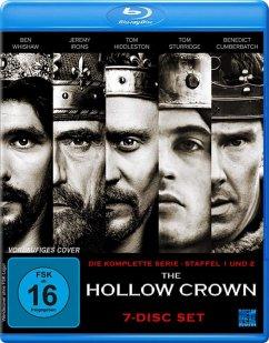 The Hollow Crown Gesamtedition Staffel 1+2 BLU-RAY Box