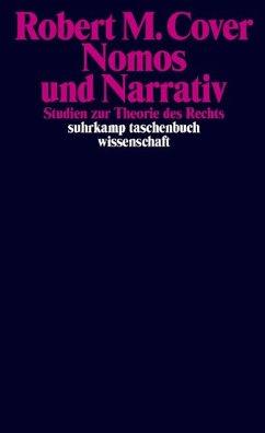 Nomos und Narrativ (eBook, ePUB) - Cover, Robert