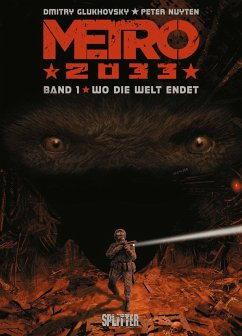 Metro 2033 (Comic). Bd. 1 (eBook, PDF) - Glukhovsky, Dmitry