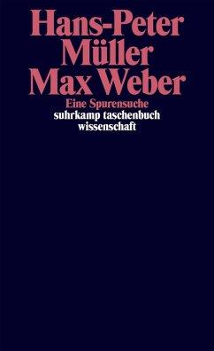 Max Weber (eBook, ePUB) - Müller, Hans-Peter