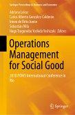 Operations Management for Social Good (eBook, PDF)