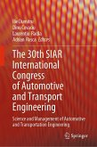 The 30th SIAR International Congress of Automotive and Transport Engineering (eBook, PDF)