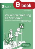 Verkehrserziehung an Stationen (eBook, PDF)