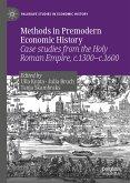Methods in Premodern Economic History (eBook, PDF)