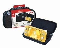 Nintendo GAME TRAVELER, DELUXE TRAVEL CASE NLS140Z, Zelda, für Nintendo Switch/Switch Lite, Tasche, schwarz