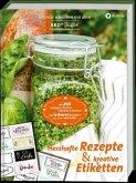 Schöner Schenken mit dem ARD Buffet - Herzhafte Rezepte und kreative Etiketten