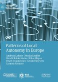 Patterns of Local Autonomy in Europe