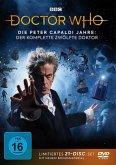 Doctor Who - Die Peter Capaldi Jahre: Der komplette 12. Doktor LTD., 21 DVD