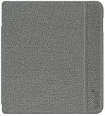 tolino vision 5 - Tasche Slim Grau/Rot