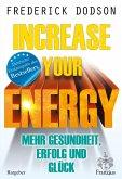 Increase your Energy (eBook, ePUB)