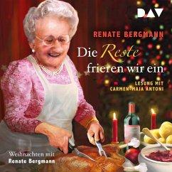 Die Reste frieren wir ein / Online-Omi Bd.12 (MP3-Download) - Bergmann, Renate