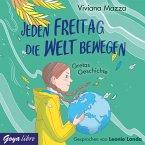Jeden Freitag Die Welt Bewegen.Gretas Geschichte