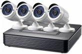 Level One DSK-8001 8-Channel CCTV Kit