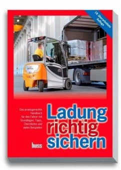 Ladung richtig sichern - Ehringer, Sigurd; Schmid, Christian