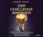 Der Challenge-Manager, Audio-CD