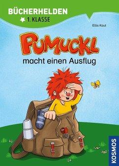 Pumuckl, Bücherhelden 1. Klasse, Pumuckl macht einen Ausflug - Leistenschneider, Ulrike; Kaut, Ellis