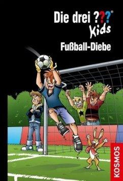 Die drei ??? Kids, 83, Fußball-Diebe - Pfeiffer, Boris